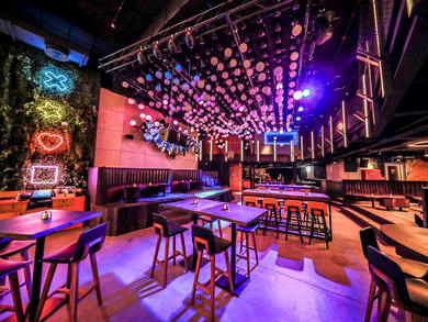 Live entertainment is back at Dubai's Lucky Voice