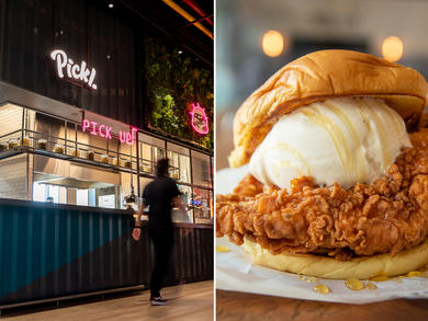Pickl launches another brand-new burger joint in Dubai