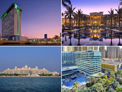 8 staycations in Dubai to book this month
