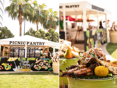 Crowne Plaza Dubai's popular Picnic Pantry brunch returns this weekend