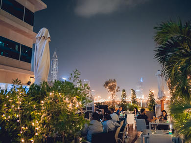 Dubai's La Vue bar reopens with Dhs19 drink happy hour