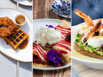 Bubbly breakfast deals to try in Dubai