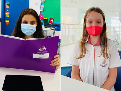 What it's like going to school in Dubai during a global pandemic