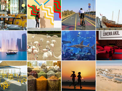 50 free things to do in Dubai
