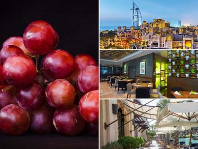 New citywide grape festival launches in Dubai
