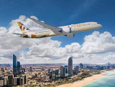 Abu Dhabi's Etihad Airways schedules first commercial flights between UAE and Israel