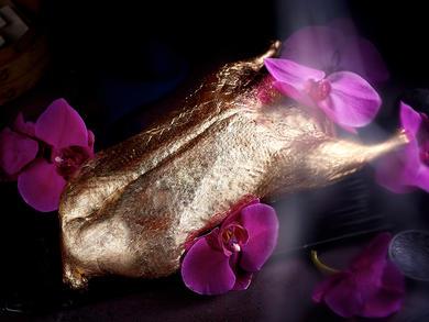 You can eat a 22kt gold duck at Hakkasan Dubai this week