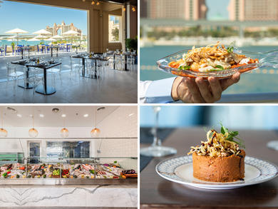 First look: Samakjé Restaurant & Lounge