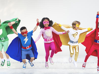 Dubai's Courtyard Playhouse is hosting weekly story time sessions for kids