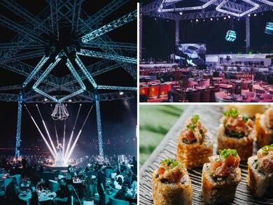 WHITE Dubai reveals new brunch, ladies' nights and more