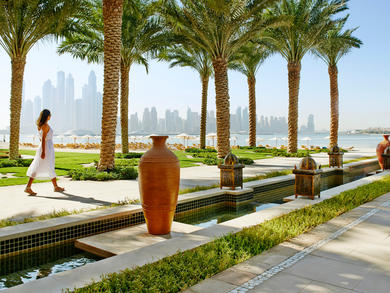 A whole world of culinary delights await at Fairmont The Palm