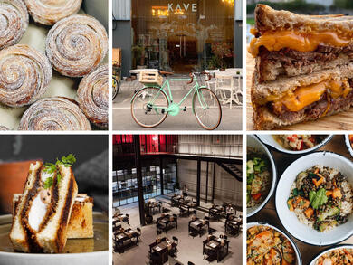 Check out Inked's What The Food showcase this weekend
