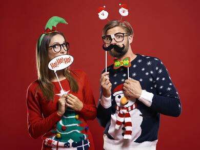 Three Christmas jumper brunches in Dubai