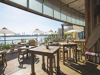 3 top beach bars to try in Dubai this week