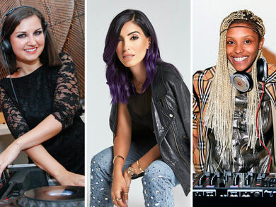 Top female musicians in the UAE