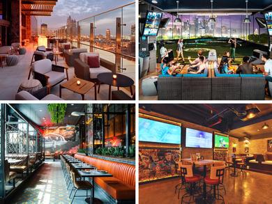 Dubai's latest bar reviews