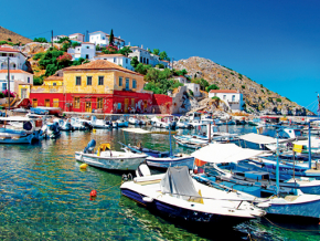Time Out Greek getaway guide