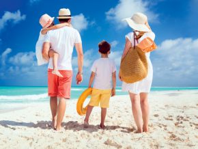 Stress free travel with kids