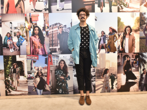 Burberry celebrates Art of The Trench in Dubai- pictures