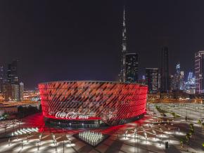 Huge shows revealed at Dubai's Coca-Cola Arena