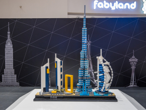 Dubai Shopping Festival 2020: All the pictures from the world's largest LEGO festival